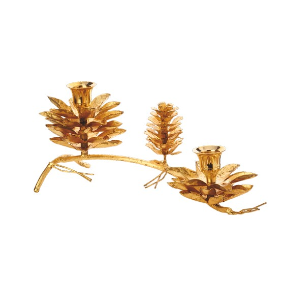 candelabro-dorado-hojas