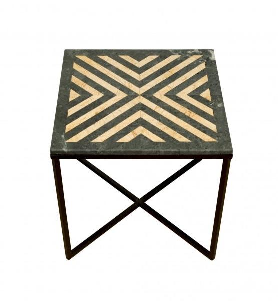 mesa espiga verde